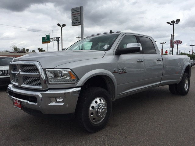 2018 Ram 3500 Crew Cab DRW 4x4,  Pickup #R18638 - photo 4