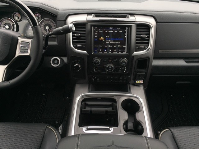 2018 Ram 2500 Mega Cab 4x4,  Pickup #R18740 - photo 14
