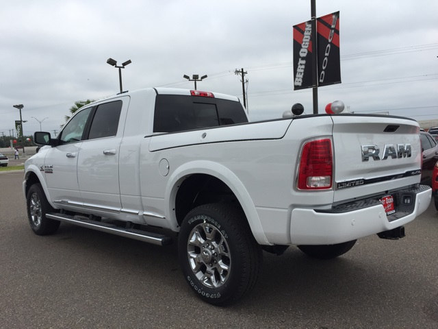 2018 Ram 2500 Mega Cab 4x4,  Pickup #R18740 - photo 5