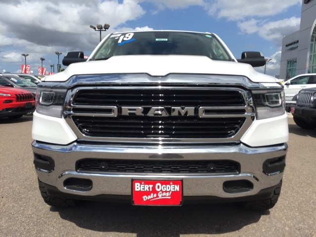 2019 Ram 1500 Crew Cab 4x4,  Pickup #R18777 - photo 3