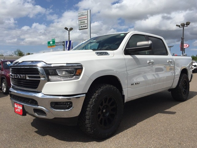 2019 Ram 1500 Crew Cab 4x4,  Pickup #R18777 - photo 4