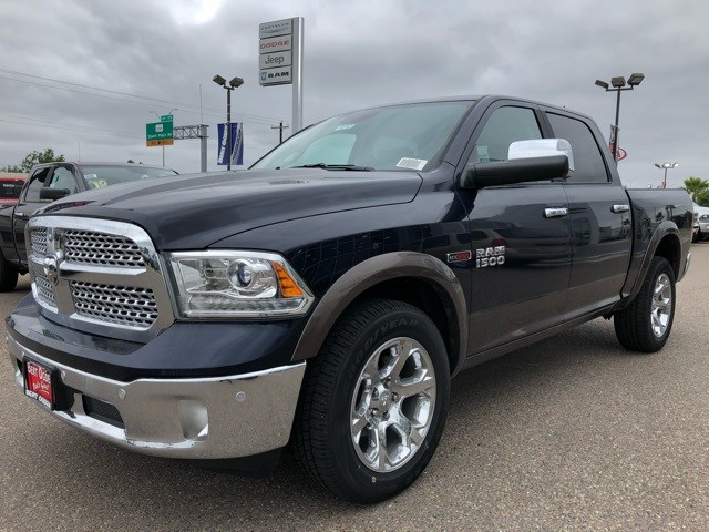 2018 Ram 1500 Crew Cab 4x4,  Pickup #R18792 - photo 4