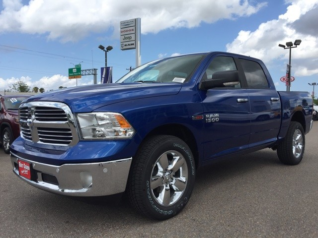 2018 Ram 1500 Crew Cab 4x4,  Pickup #R18817 - photo 4