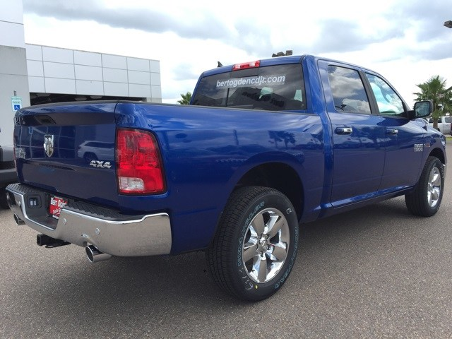 2018 Ram 1500 Crew Cab 4x4,  Pickup #R18817 - photo 2