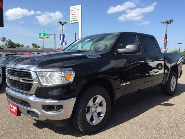 2019 Ram 1500 Crew Cab 4x4,  Pickup #R18840 - photo 4