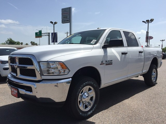 2018 Ram 2500 Crew Cab 4x4,  Pickup #R18843 - photo 4