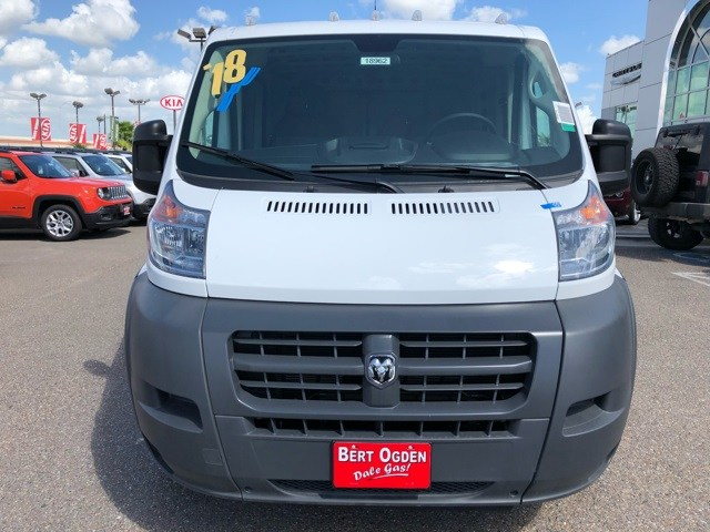2018 ProMaster 1500 Standard Roof FWD,  Empty Cargo Van #R18962 - photo 3