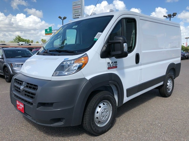 2018 ProMaster 1500 Standard Roof FWD,  Empty Cargo Van #R18962 - photo 4