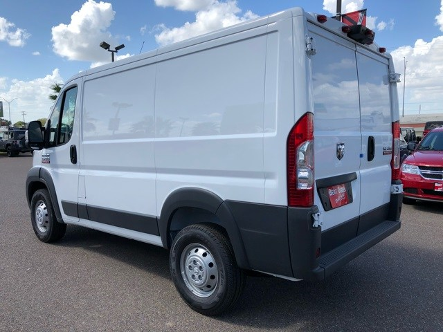 2018 ProMaster 1500 Standard Roof FWD,  Empty Cargo Van #R18962 - photo 5
