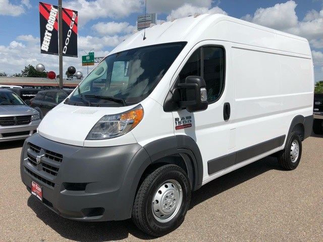 2018 ProMaster 1500 High Roof FWD,  Empty Cargo Van #R18963 - photo 4