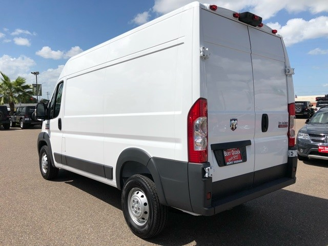 2018 ProMaster 1500 High Roof FWD,  Empty Cargo Van #R18963 - photo 5