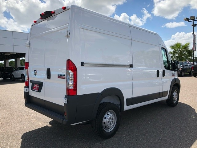 2018 ProMaster 1500 High Roof FWD,  Empty Cargo Van #R18963 - photo 7