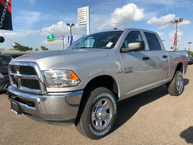 2018 Ram 2500 Crew Cab 4x4,  Pickup #R18980 - photo 4