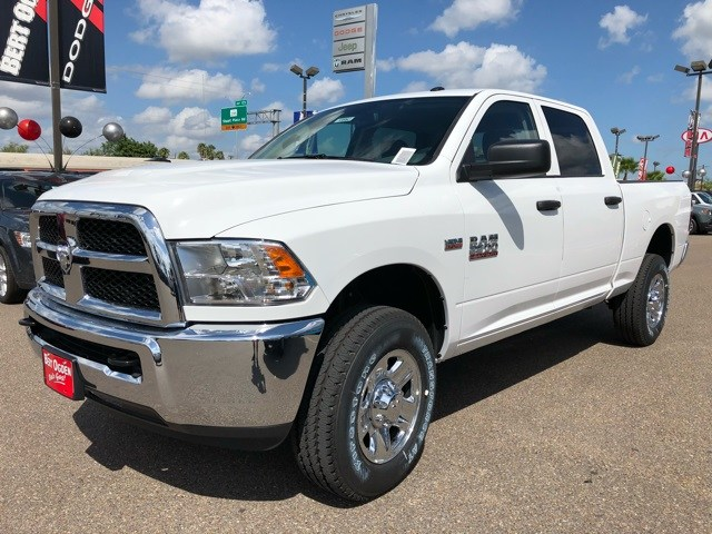 2018 Ram 2500 Crew Cab 4x4,  Pickup #R18993 - photo 4