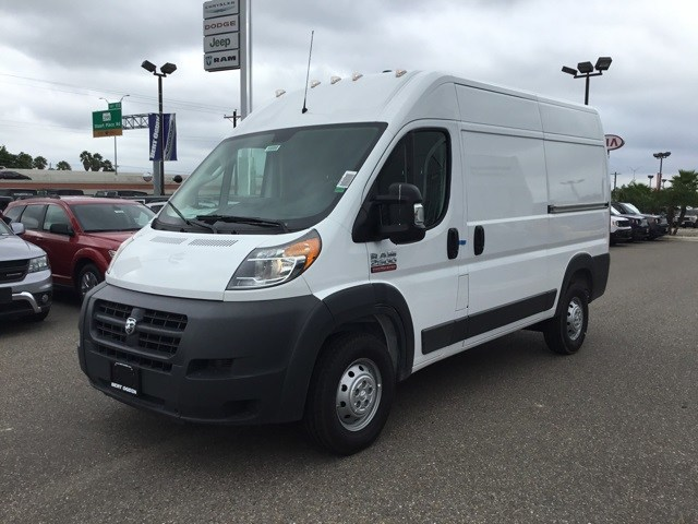 2018 ProMaster 2500 High Roof FWD,  Empty Cargo Van #R18999 - photo 4