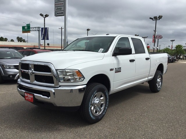 2018 Ram 2500 Mega Cab 4x4,  Pickup #R19013 - photo 4