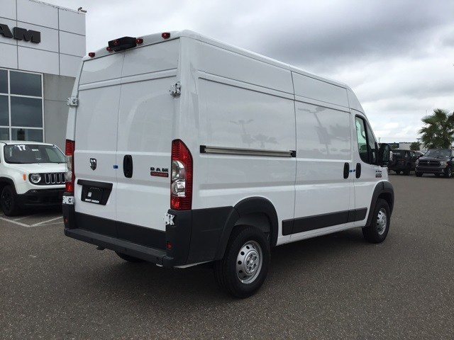 2018 ProMaster 2500 High Roof FWD,  Empty Cargo Van #R19025 - photo 7