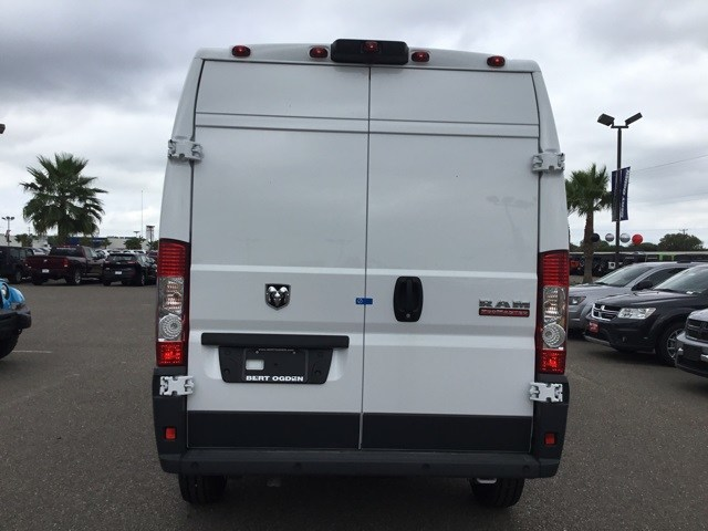 2018 ProMaster 2500 High Roof FWD,  Empty Cargo Van #R19025 - photo 6
