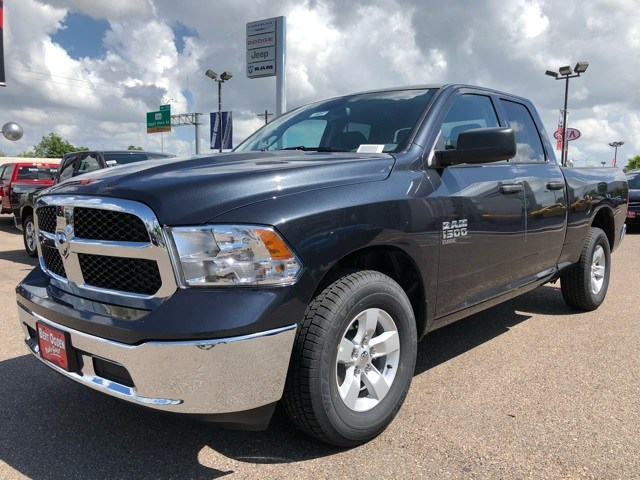 2019 Ram 1500 Quad Cab 4x2,  Pickup #R19057 - photo 4