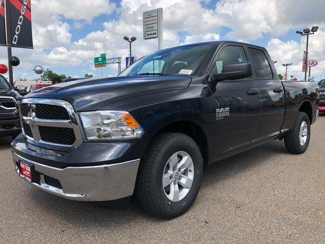 2019 Ram 1500 Quad Cab 4x2,  Pickup #R19073 - photo 4