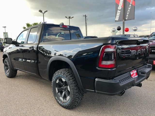 2019 Ram 1500 Quad Cab 4x4,  Pickup #R19074 - photo 5