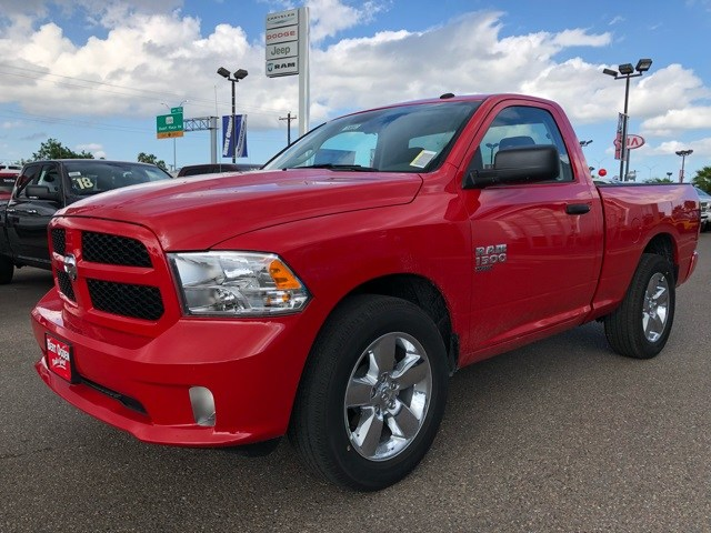 2019 Ram 1500 Regular Cab 4x2,  Pickup #R19082 - photo 4