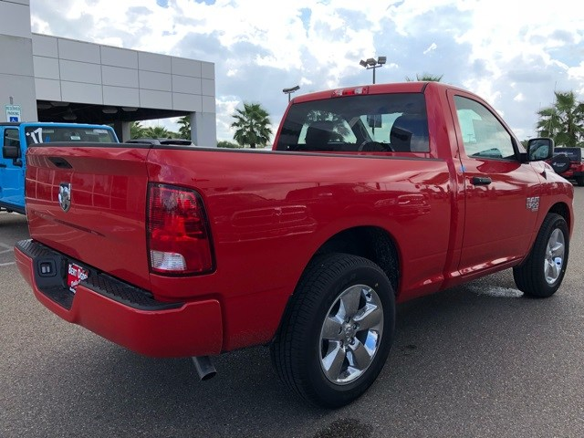 2019 Ram 1500 Regular Cab 4x2,  Pickup #R19082 - photo 2