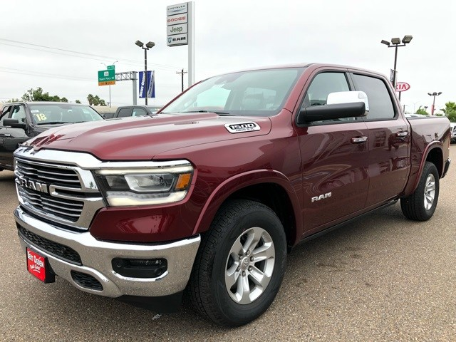 2019 Ram 1500 Crew Cab 4x4,  Pickup #R19086 - photo 4