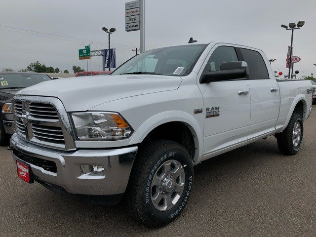 2018 Ram 2500 Crew Cab 4x4,  Pickup #R19087 - photo 4