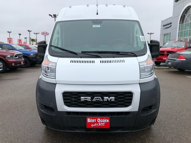 2019 ProMaster 3500 High Roof FWD,  Empty Cargo Van #R19171 - photo 3
