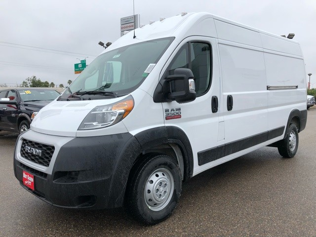 2019 ProMaster 3500 High Roof FWD,  Empty Cargo Van #R19171 - photo 4
