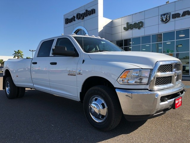 2018 Ram 3500 Crew Cab DRW 4x2,  Pickup #R19173 - photo 1