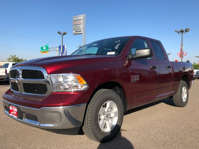 2019 Ram 1500 Quad Cab 4x2,  Pickup #R19175 - photo 4