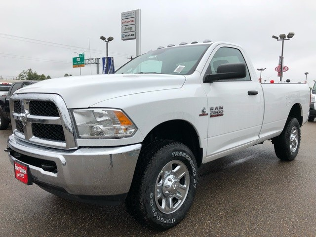 2018 Ram 2500 Regular Cab 4x4,  Pickup #R19181 - photo 4