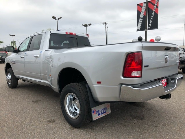 2018 Ram 3500 Crew Cab DRW 4x4,  Pickup #R19210 - photo 5