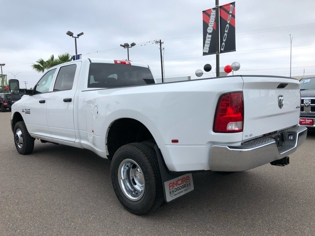 2018 Ram 3500 Crew Cab DRW 4x4,  Pickup #R19214 - photo 5