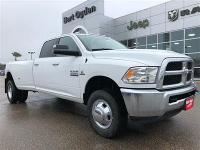 2018 Ram 3500 Crew Cab DRW 4x4,  Pickup #R19218 - photo 1