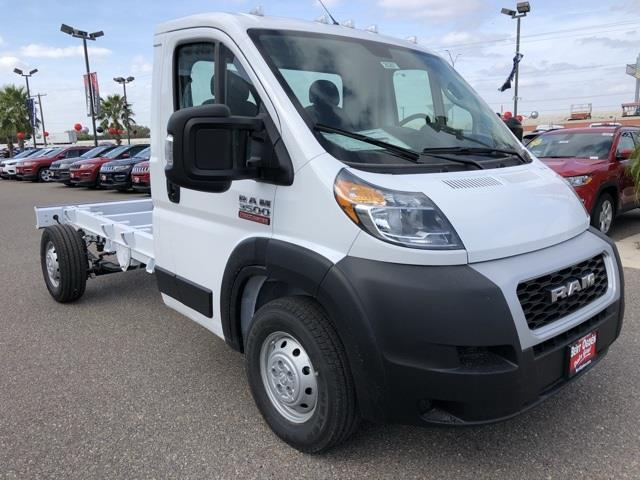 2019 Ram ProMaster 3500 FWD, Cab Chassis #R20267 - photo 1