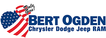 Bert Ogden Chrysler Dodge Jeep Ram logo