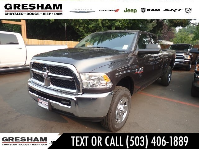 2018 Ram 2500 Crew Cab 4x4,  Pickup #308081 - photo 1