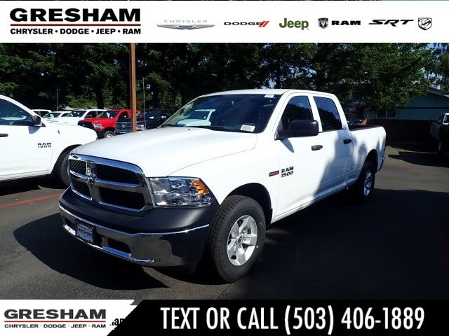 2018 Ram 1500 Crew Cab 4x4,  Pickup #8D28101 - photo 1