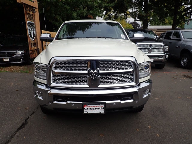 2018 Ram 3500 Mega Cab 4x4,  Pickup #8D31267 - photo 3