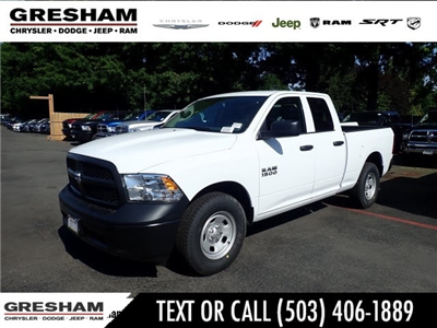 2018 Ram 1500 Quad Cab 4x2,  Pickup #8D63236 - photo 1