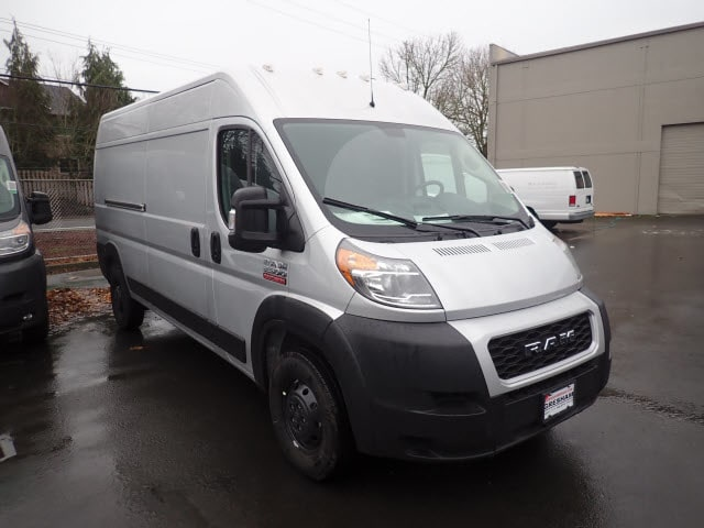 2019 ProMaster 2500 High Roof FWD,  Empty Cargo Van #D00340 - photo 4
