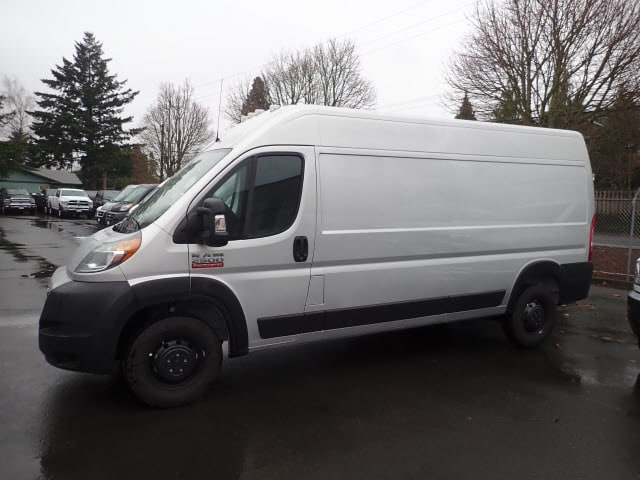 2019 ProMaster 2500 High Roof FWD,  Empty Cargo Van #D00340 - photo 7
