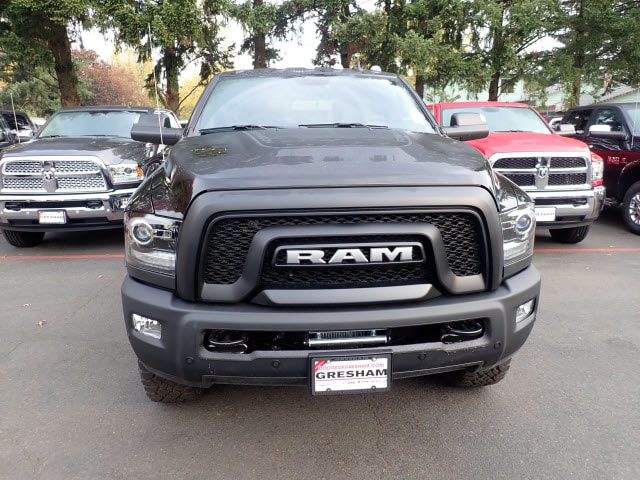 2018 Ram 2500 Crew Cab 4x4,  Pickup #D02214 - photo 3