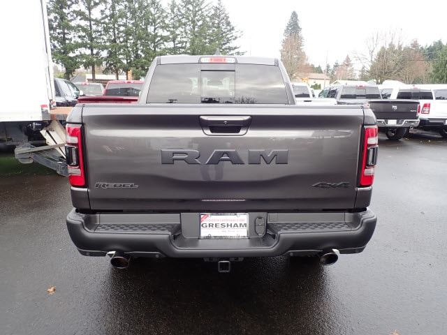 2019 Ram 1500 Crew Cab 4x4,  Pickup #D02707 - photo 6