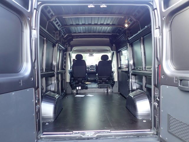 2019 ProMaster 1500 High Roof FWD,  Empty Cargo Van #D02974 - photo 2