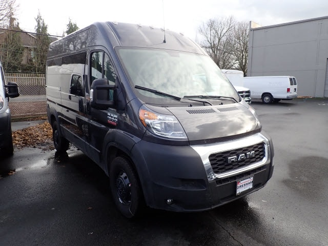 2019 ProMaster 1500 High Roof FWD,  Empty Cargo Van #D02974 - photo 4