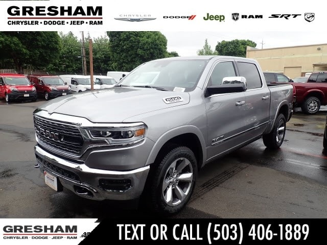 2019 Ram 1500 Crew Cab 4x4,  Pickup #D03508 - photo 1
